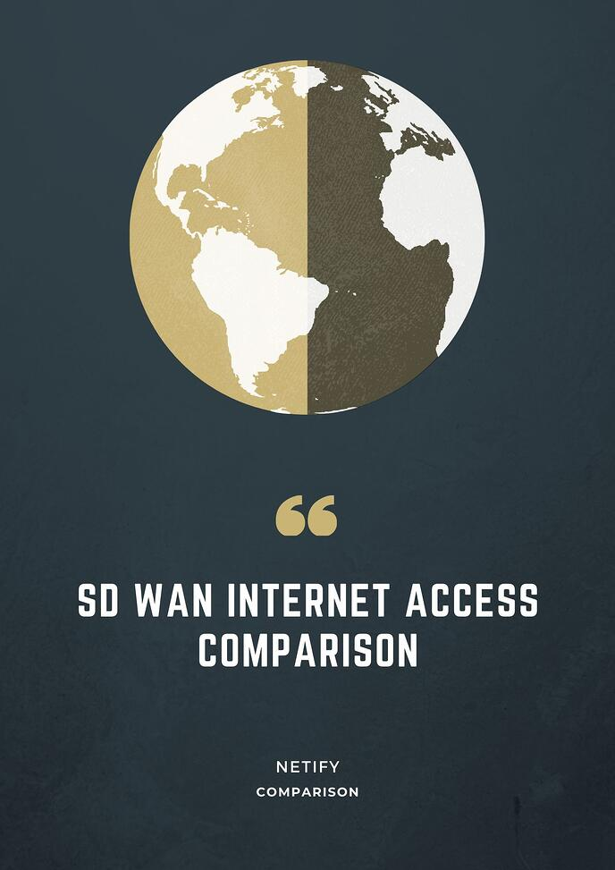 SD WAN Internet access